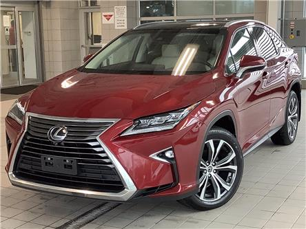 2018 Lexus RX 350 Base (Stk: PL21048) in Kingston - Image 1 of 11