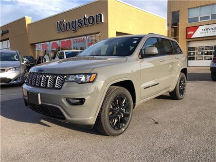 2021 Jeep Grand Cherokee Laredo (Stk: 21J008) in Kingston - Image 1 of 15