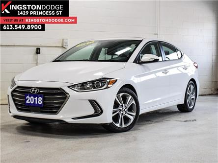 2018 Hyundai Elantra GLS (Stk: 21J039B) in Kingston - Image 1 of 30