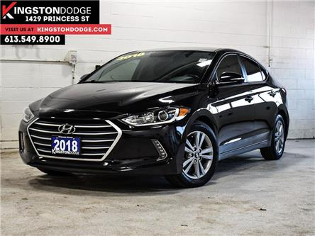 2018 Hyundai Elantra  (Stk: 21J013A) in Kingston - Image 1 of 27