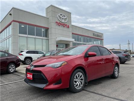 2019 Toyota Corolla LE (Stk: 138896A) in Woodstock - Image 1 of 22