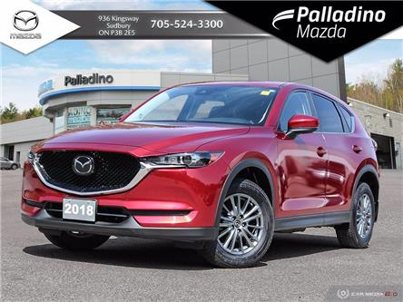 2018 Mazda CX-5 GS (Stk: 8027A) in Greater Sudbury - Image 1 of 28