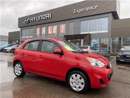 2017 Nissan Micra SV (Stk: U3770) in Charlottetown - Image 1 of 8