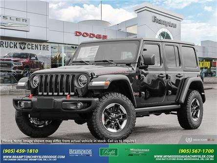 2021 Jeep Wrangler Unlimited 4xe Rubicon (Stk: 21656) in Brampton - Image 1 of 23