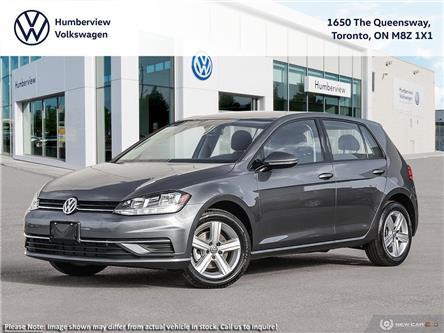 2021 Volkswagen Golf Comfortline (Stk: 98603) in Toronto - Image 1 of 23