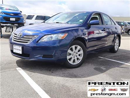 2007 Toyota Camry Hybrid Base (Stk: 1200961) in Langley City - Image 1 of 27