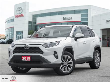2019 Toyota RAV4 XLE (Stk: 057529) in Milton - Image 1 of 23