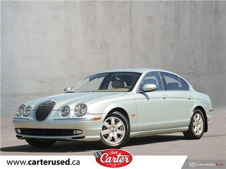 2004 Jaguar S-Type 3.0L V6 (Stk: N04470U) in Calgary - Image 1 of 27