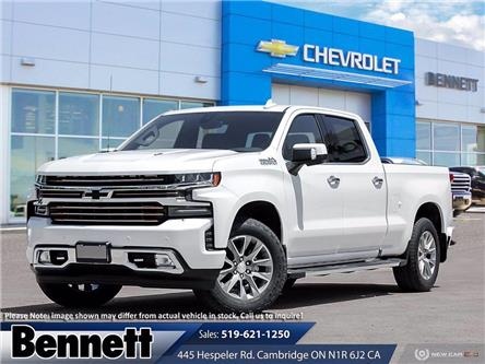 2021 Chevrolet Silverado 1500 High Country (Stk: D210067) in Cambridge - Image 1 of 23