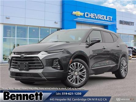 2021 Chevrolet Blazer Premier (Stk: D210256) in Cambridge - Image 1 of 23