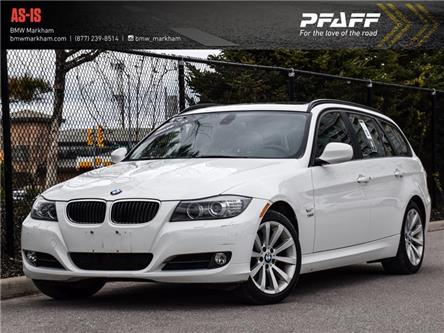 2012 BMW 328i xDrive Touring (Stk: 40318A) in Markham - Image 1 of 17