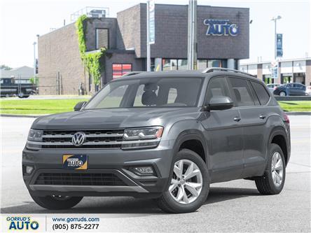 2018 Volkswagen Atlas 3.6 FSI Comfortline (Stk: 545865) in Milton - Image 1 of 22