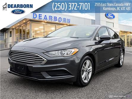 2018 Ford Fusion SE (Stk: TM091A) in Kamloops - Image 1 of 26
