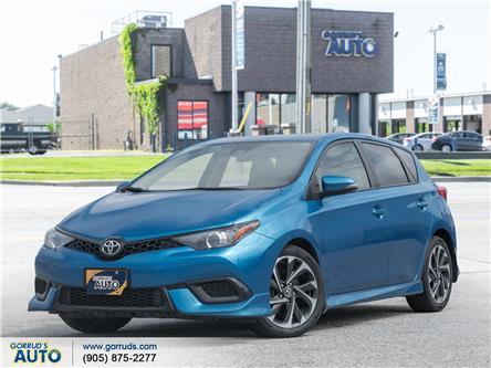 2017 Toyota Corolla iM Base (Stk: 537798) in Milton - Image 1 of 19