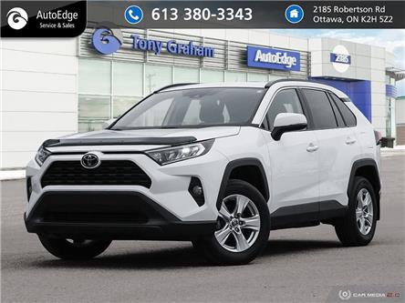 2019 Toyota RAV4 XLE (Stk: A0557) in Ottawa - Image 1 of 27