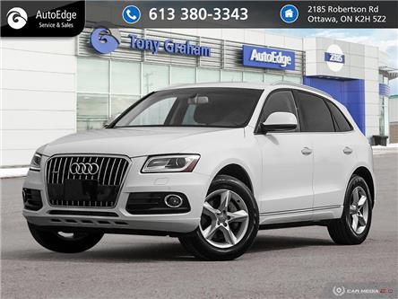 2015 Audi Q5 3.0 TDI Progressiv (Stk: A0645) in Ottawa - Image 1 of 27