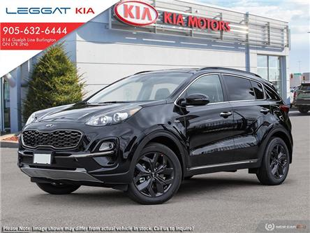 2021 Kia Sportage EX S (Stk: 287-21) in Burlington - Image 1 of 23