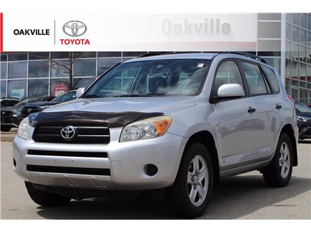 2008 Toyota RAV4 Base (Stk: 201223A) in Oakville - Image 1 of 14