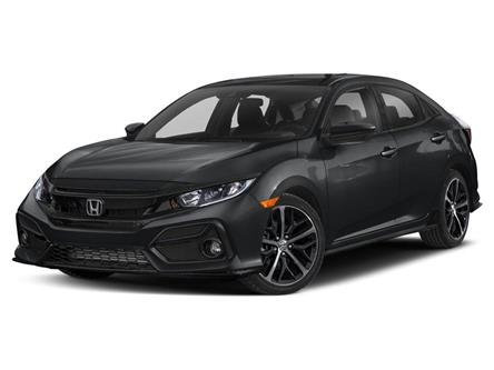 2021 Honda Civic Sport (Stk: 210234) in Airdrie - Image 1 of 9