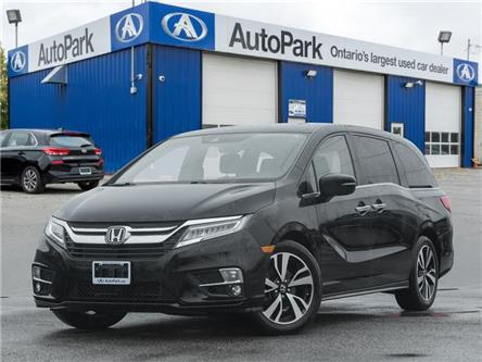 2019 Honda Odyssey Touring (Stk: 19-04024T) in Georgetown - Image 1 of 21