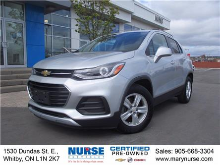 2018 Chevrolet Trax LT (Stk: 10X519) in Whitby - Image 1 of 24
