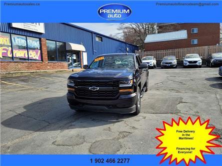 2019 Chevrolet Silverado 1500 LD Silverado Custom (Stk: 202754) in Dartmouth - Image 1 of 19