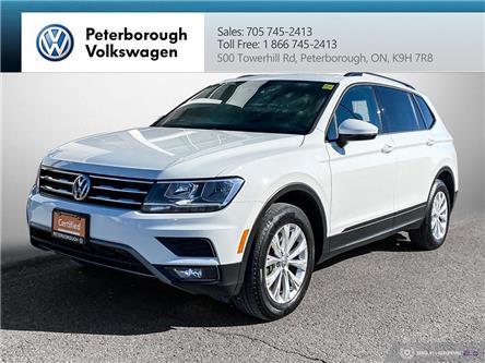 2018 Volkswagen Tiguan Trendline (Stk: 11607-1) in Peterborough - Image 1 of 23