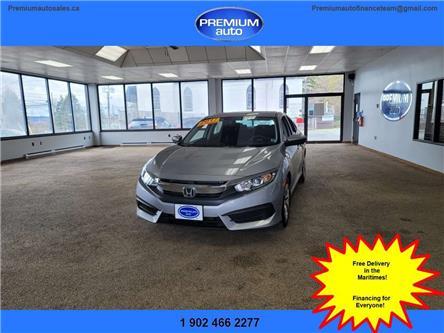 2017 Honda Civic LX (Stk: 013650) in Dartmouth - Image 1 of 19