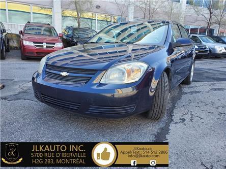 2010 Chevrolet Cobalt LT (Stk: K581) in Montréal - Image 1 of 11