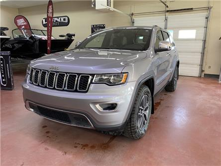 2018 Jeep Grand Cherokee Limited (Stk: T21-83A) in Nipawin - Image 1 of 20