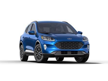2021 Ford Escape PHEV Titanium (Stk: O20714) in Port Alberni - Image 1 of 8