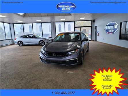 2019 Honda Civic EX (Stk: 004971) in Dartmouth - Image 1 of 22