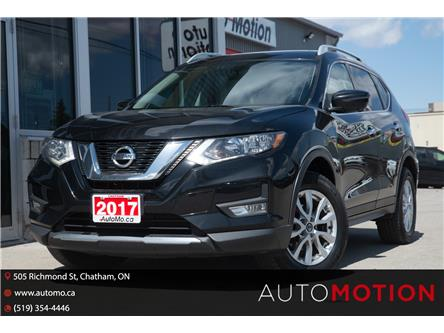 2017 Nissan Rogue  (Stk: 21704) in Chatham - Image 1 of 25