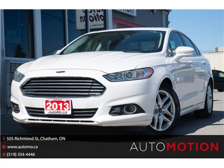 2013 Ford Fusion SE (Stk: 21428) in Chatham - Image 1 of 24
