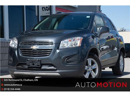 2016 Chevrolet Trax LT (Stk: 21566) in Chatham - Image 1 of 22