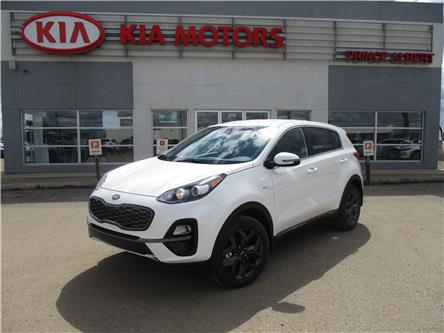 2021 Kia Sportage LX (Stk: 41107) in Prince Albert - Image 1 of 20