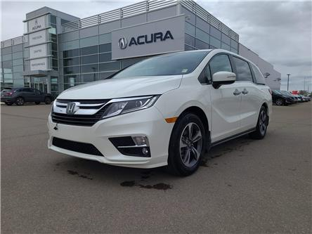 2019 Honda Odyssey EX-L (Stk: A4375) in Saskatoon - Image 1 of 21