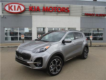 2021 Kia Sportage SX (Stk: 41102) in Prince Albert - Image 1 of 21