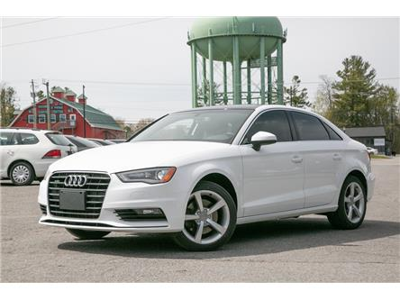 2016 Audi A3 2.0T Komfort (Stk: 6370) in Stittsville - Image 1 of 23