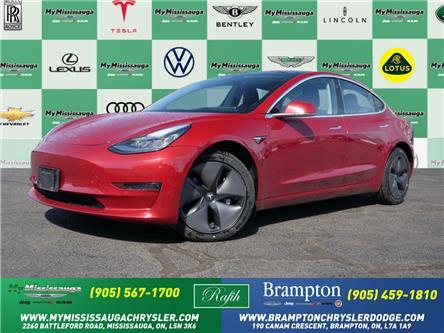 2018 Tesla Model 3  (Stk: 1461) in Mississauga - Image 1 of 26