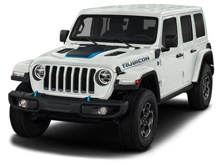 2021 Jeep Wrangler Unlimited 4xe Rubicon (Stk: M184) in Miramichi - Image 1 of 2