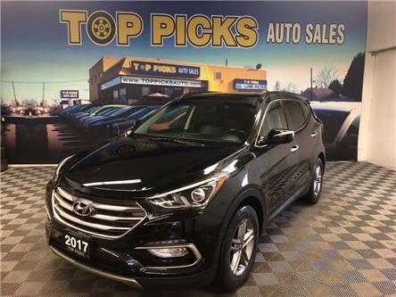 2017 Hyundai Santa Fe Sport Luxury (Stk: 496161) in NORTH BAY - Image 1 of 30