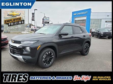 2021 Chevrolet TrailBlazer LT (Stk: MB074702) in Mississauga - Image 1 of 20