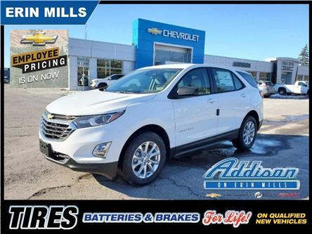2021 Chevrolet Equinox LS (Stk: M6115525) in Mississauga - Image 1 of 19
