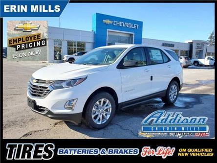 2021 Chevrolet Equinox LS (Stk: M6115643) in Mississauga - Image 1 of 19