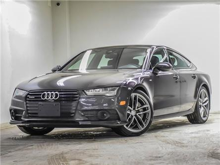2017 Audi A7 3.0T Technik (Stk: A13894A) in Newmarket - Image 1 of 25