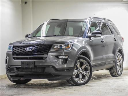 2018 Ford Explorer Sport (Stk: A13916A) in Newmarket - Image 1 of 23