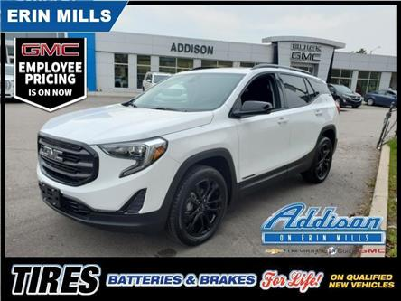 2021 GMC Terrain SLE (Stk: ML352623) in Mississauga - Image 1 of 21