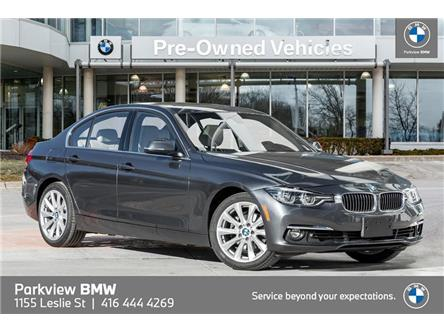 2016 BMW 328i xDrive (Stk: PP9486) in Toronto - Image 1 of 19