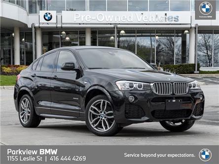 2017 BMW X4 xDrive28i (Stk: PP9798) in Toronto - Image 1 of 23